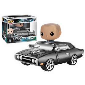 image de 1970 Charger w/Dom Toretto #17