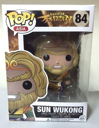 image de Sun Wukong