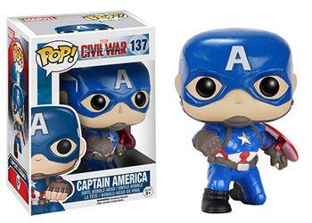 image de Captain America (Civil War) (Action Pose)