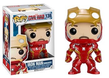 image de Iron Man (Civil War) (Unmasked)