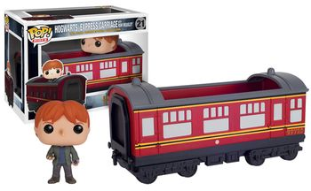 image de Hogwarts Express Carriage (w/Ron Weasley)