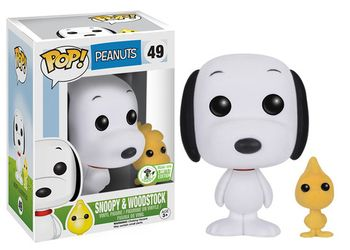 image de Snoopy & Woodstock (Flocked)