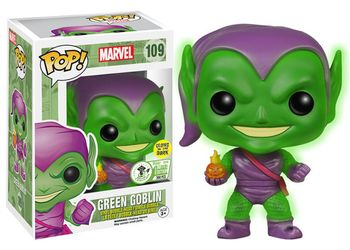 image de Green Goblin (Glow In The Dark)
