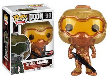 image de Space Marine (Gold)