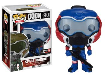 image de Space Marine (American Hero)