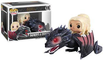 image de Daenerys & Drogon