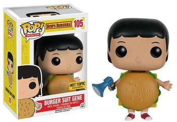 image de Gene Belcher (Burger Suit)