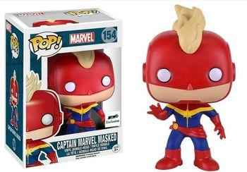 image de Captain Marvel (Masked)