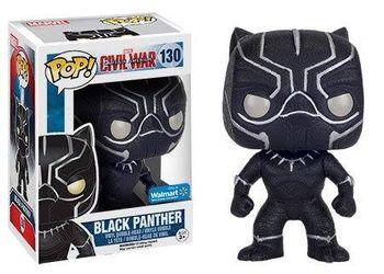 image de Black Panther (Civil War) (Onyx Glitter)