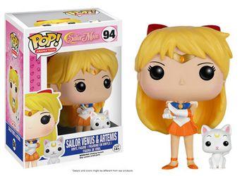 image de Sailor Venus (w/ Artemis)