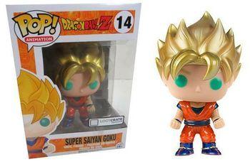 image de Super Saiyan Goku (Metallic)