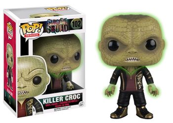 image de Killer Croc (Suicide Squad) (Glow in the Dark)