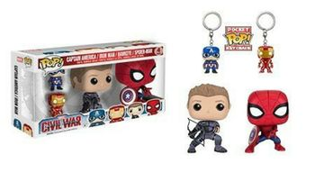 image de Civil War 4-Pack