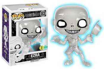 image de Ezra (Haunted Mansion) (White Glow Glitter)