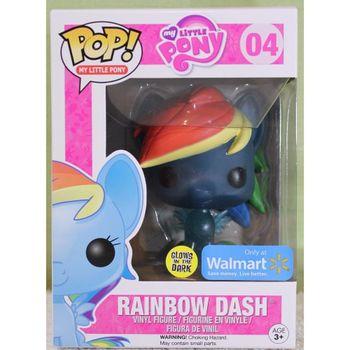 image de Rainbow Dash (Glow in the Dark)