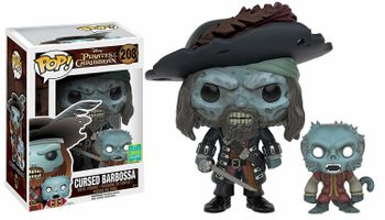 image de Cursed Barbossa (with Monkey) [Summer Convention]