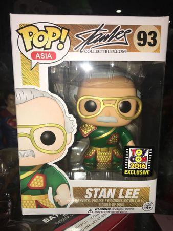 image de Stan Lee (Guan Yu) (Green)