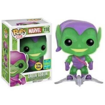 image de Green Goblin (w/ Glider) (Glow in the Dark) (Glitter) [Summer Convention]