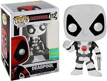 image de Deadpool (Movie) (Thumbs Up) (White) [Summer Convention]