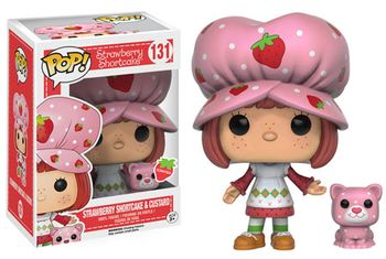 image de Strawberry Shortcake & Custard (Scented)