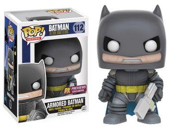 image de Armored Batman (The Dark Knight Returns)