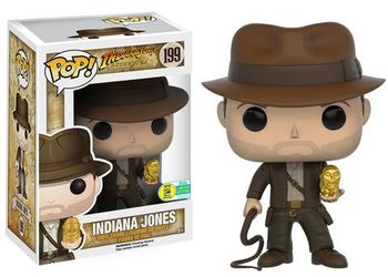 image de Indiana Jones #199 (holding Idol) [2016 SDCC]