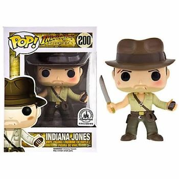 image de Indiana Jones #200 (Battle Damaged) [Disney Parks]