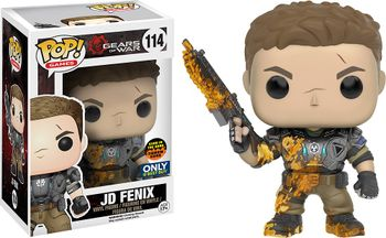 image de JD Fenix (Swarm Gunk) (Glow in the Dark)