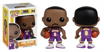 image de Kobe Bryant (Purple - No. 8 Jersey)