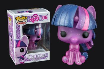 image de Twilight Sparkle (Glitter)