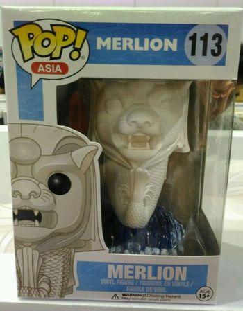 image de Merlion (Porcelain)