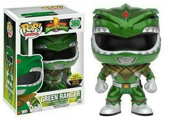 image de Green Ranger (Metallic)