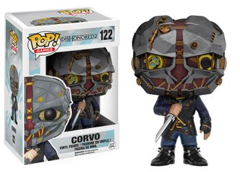 image de Corvo (Dishonored 2)