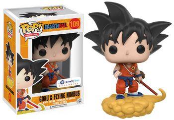 image de Goku & Flying Nimbus (Orange)