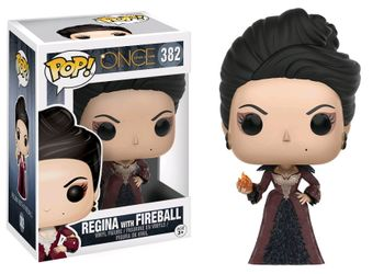 image de Regina (w/ Fireball)