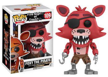 image de Foxy the Pirate