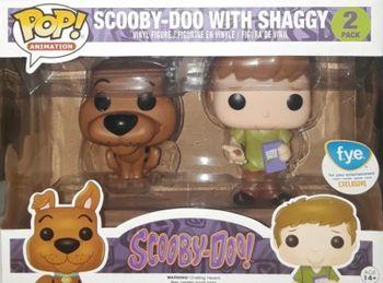 image de Scooby-Doo With Shaggy (2-Pack) [FYE]