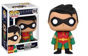 image de Robin (Animated Series)