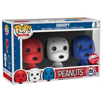 image de Snoopy (Rock the Vote 3-Pack)