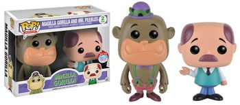 image de Magilla Gorilla & Mr. Peebles (2-Pack)