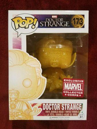 image de Doctor Strange (Movie) (Astral Levitation)