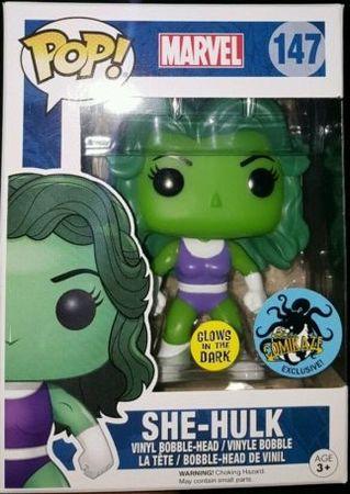 image de She-Hulk (Glow In The Dark)