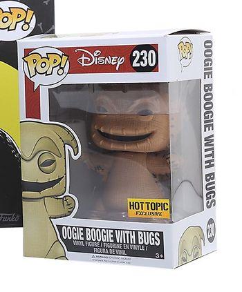 image de Oogie Boogie with Bugs