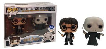 image de Harry Potter & Lord Voldemort (2-Pack)
