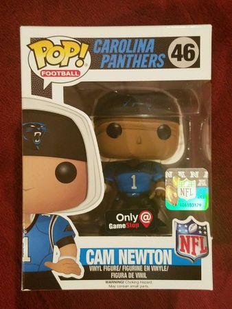 image de Cam Newton (Throwback)