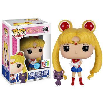 image de Sailor Moon (w/ Luna) (Glitter)
