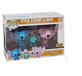 image de Stitch, Scrump & Angel (3 Pack)