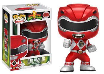 image de Red Ranger (Action Pose)