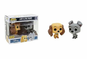 image de Lady & The Tramp (2-Pack)