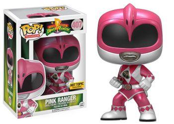 image de Pink Ranger (Metallic) (Action Pose)